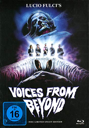 Voices from Beyond - Uncut - Limitierte Edition - Mediabook  (+ DVD) [Blu-ray]