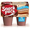 48-Count Snack Pack Sugar-Free (or Regular) Chocolate Pudding Cups