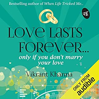 Love Lasts Forever... cover art