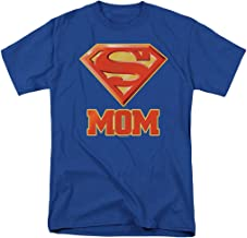 Superman Super Mom DC Comics for Mother's T Shirt & Stickers