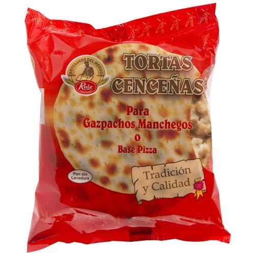 Gazpacho Manchego Torta Mini 8 unidades 175 g