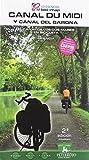 Canal du Midi y Canal del Garona: El Canal de los Dos Mares en Bicicleta: 23 (Bici:map)
