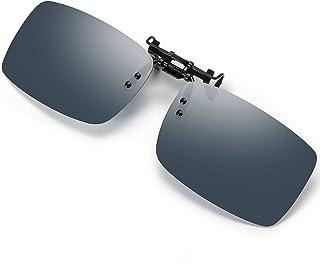 Amazon.es: clip para gafas para sol - Gris