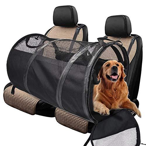 YYMMQQ Pet Carrier Haustier Hund Katzentasche Belüftung Reiserucksack Ausgehen Rucksack Einfach zu tragen Haushaltszubehör, China