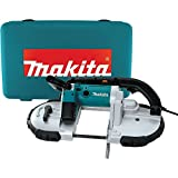 Makita 2107FZK 6.5 Amp Variable Speed Portable Band Saw with L.E.D. Light, Case and without Lock-On