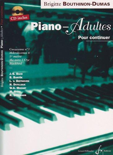 Piano-Adultes Volume 2 (B TP 00 : METHODES)