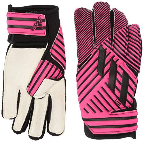 adidas Adult Nemeziz Lite Soccer Goalkeeper Gloves , Shock Pink/Core...