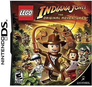 LEGO Indiana Jones (Nintendo DS)