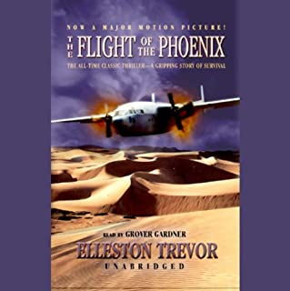 The Flight of the Phoenix audiobook cover art