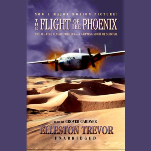 The Flight of the Phoenix audiobook cover art