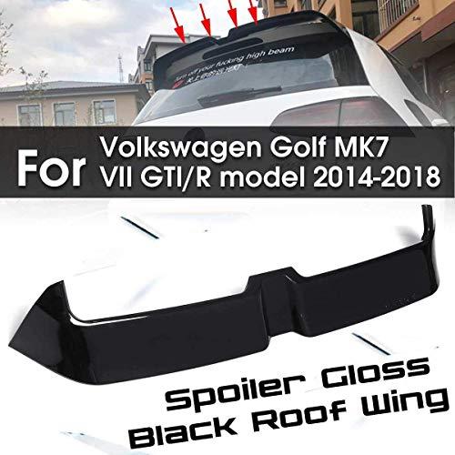 MagiDeal 10er-Set Racing Air Vortex Generator Diffuser Shark Fin 10pcs Set Kit For Spoiler Roof Wing