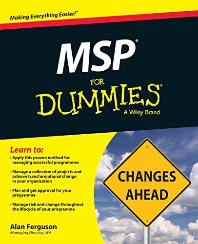 Ferguson, A: MSP For Dummies (For Dummies Series)