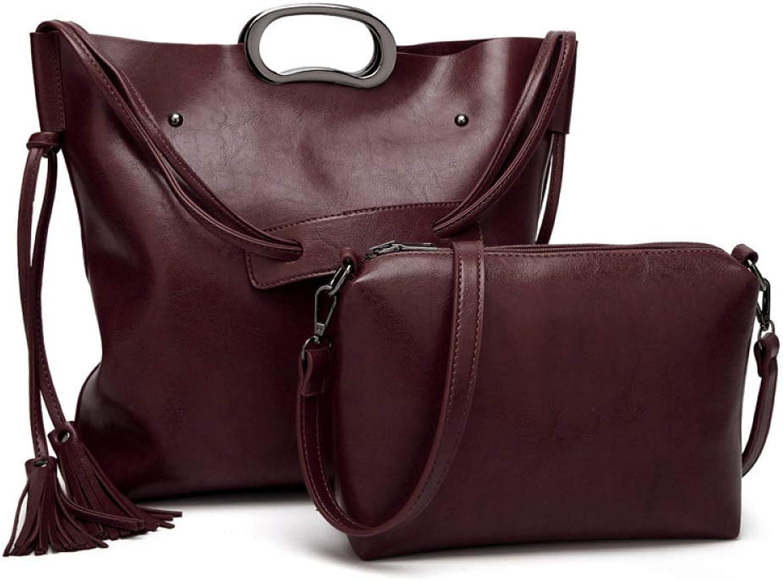 Neue Wilde Quaste Tragbare Mutter Tasche, Einfache Große Kapazität Umhängetasche, Umhängetasche, Umhängetasche, Diagonale Weibliche Tasche, Damen Und Kinder Handtasche B07GR6YWGB  Sehr gute Klassifizierung a52aac