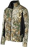 Joe's USA Mens Core Soft Shell Jacket-RealtreeCamo-XL