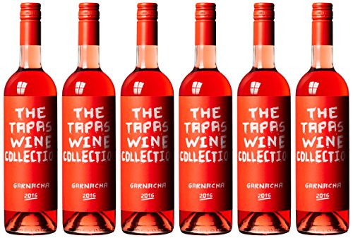 Bodegas Carchelo The Tapas Wine Collection Garnacha Rosé 2017 trocken (6 x 0.75 l)
