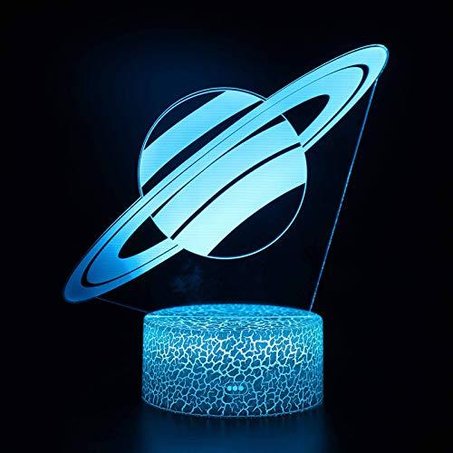 3D Star Trek: Lower Decks,sternenhimmel super galaxy Formen Nachtlichter,16 Farben ändern,illusion deko lampe,Remote Control Schalter USB nachttisch lampe,Valentinstag Romantische Geschenk