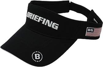 [ブリーフィング]BRIEFING GOLF MENS BASIC VISOR ゴルフ メンズ ベーシックバイザー サンバイザー BRG211M46