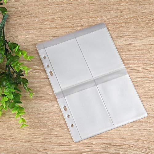 Mxtech Libro de Almacenamiento de álbum de Recortes, Troqueles de Corte de álbum de Recortes, Almacenamiento de Plantilla,(#2)