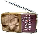 アンドーインターナショナル ホームラジオJr. R15-606