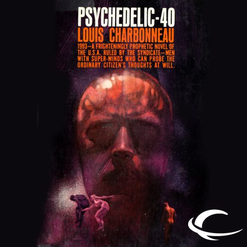 Psychedelic-40 audiobook cover art