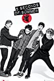 Poster 5 Seconds Of Summer - Lehnend - 61 x 91.5 cm |