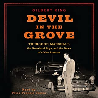 Devil in the Grove cover art