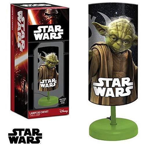 Unbekannt BETA Service EL51223 - Star Wars Nachttischlampe Yoda, 29 cm