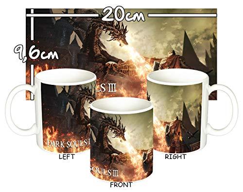 MasTazas Dark Souls 3 B Tasse Mug