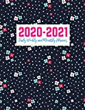 2020-2021 Daily Weekly and Monthly Planner: Nifty Two Year Jan 1, 2020 - Dec 31, 2021 Calendar Organizer and Appointment Schedule Agenda Journal for ... - 24 Months Planner - Creative AG 0008