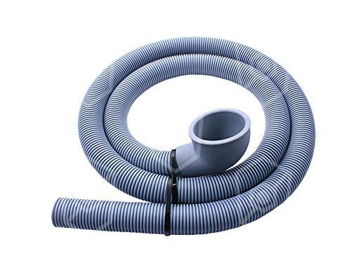 Tuyau de drainage pour Amortisseur Combiné, lave-vaisselle amatis, Fagor Longueur 1500 mm Diamètre intérieur 48/25 mm Ø extérieur 31 mm courbe