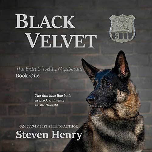 Black Velvet: The Erin O'Reilly Mysteries, Book 1