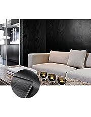 KINLO Pegatina de Mueble de Madera Ropa 0,61 * 5M Autoadhesivo Papel Pintado Impermeable para Muebles/Cocina/Baño Color