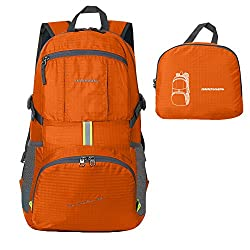 This 35L daypack by Orricson is ideal for those longer hiking trips with romm for some additional gear