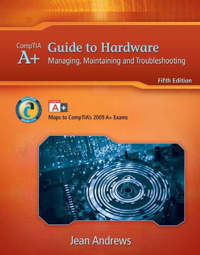 Lab Manual for Andrew's A+ Guide to Hardware, 5th Edition