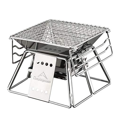 Why Choose Zjnhl Family Gathering/Small Barbecue Easy Barbecues Set Folding Barbecue Stove Folding B...