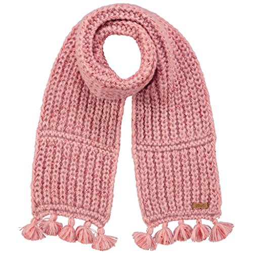 Barts Solace sjaal, Pink (Peony), One Size (fabrikant: Unica) Unisex Bimbi