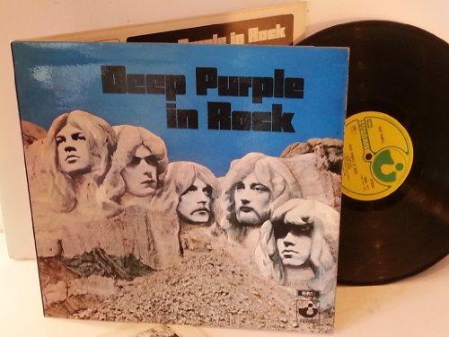 Deep Purple DEEP PURPLE IN ROCK, SHVL 777,gatefold