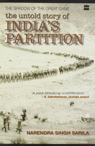 The Untold Story Of India Partition: The Shadow Of The Great Game