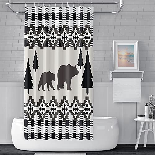 Adventure time shower curtain _image2