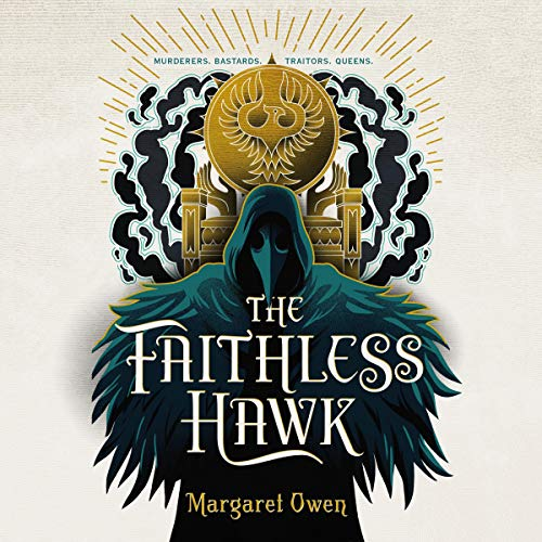 The Faithless Hawk cover art