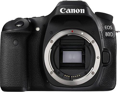 Canon EOS 80d 18–135/3.5–5.6EF-S IS STM fotocamere digitali 25.8Mpix