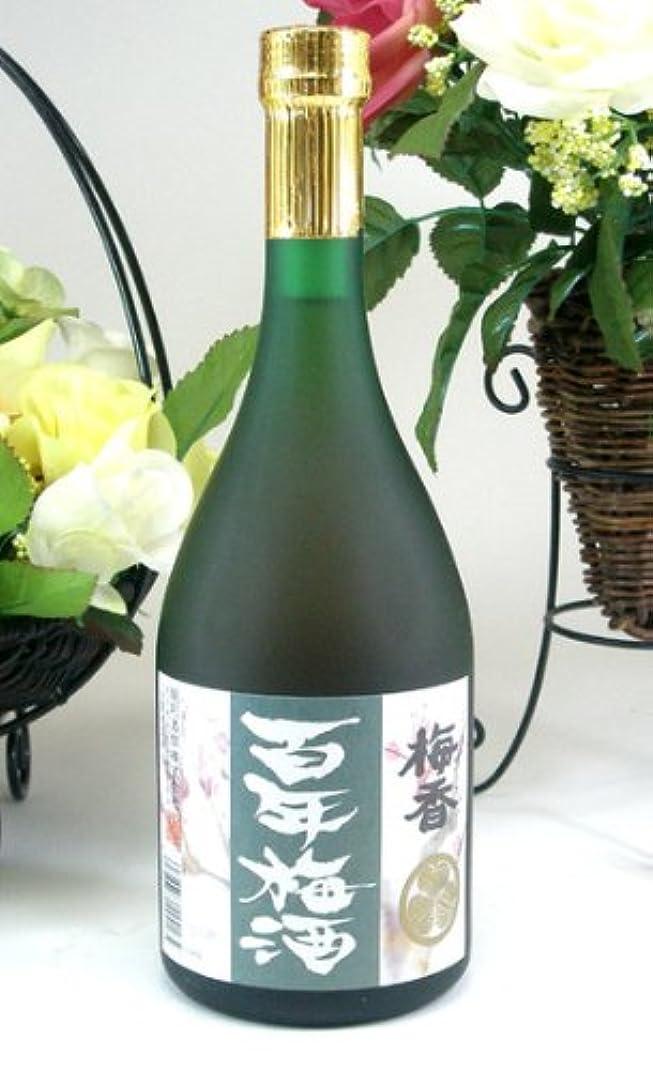 瀬戸際襲撃ユーモラス12本セット 明利酒類 梅香 百年梅酒 720ml×12本(茨城県)