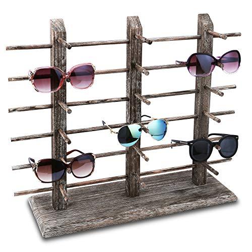 Frenchi Home Furnishing Swivel wooden Coat Rack Stand