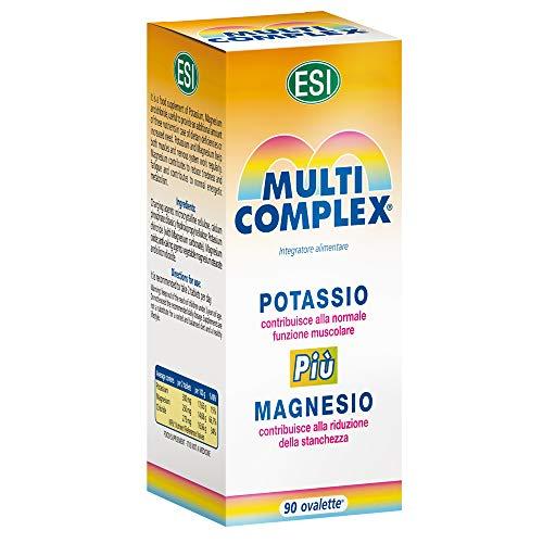 Multicomplex Potassio+Magnesio - 90 Ov.