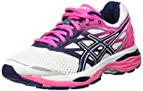ASICS T6C8N0149, Zapatillas de Running para Mujer, Blanco (White / Indigo Blue / Hot Pink), 37 EU