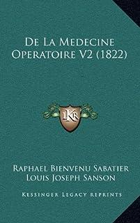 de La Medecine Operatoire V2 (1822)