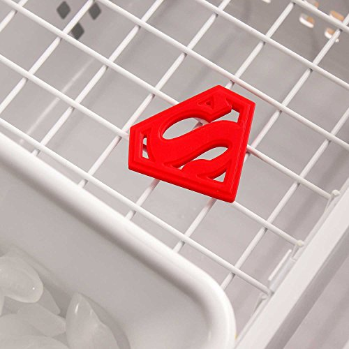 Product Image 5: Bumkins Silicone Teether, DC Comics Textured, Soft, Flexible, Bacteria Resistant – Superman