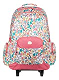 Roxy Free Spirit Sac à Dos Marshmallow Flower Power