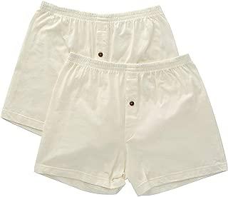 Latex Free Organic Cotton Boxers - 2 Pack (M27714)