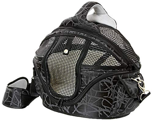 Karlie Shopper De Luxe, nylon, 48 x 40 x 36 cm, M, zwart